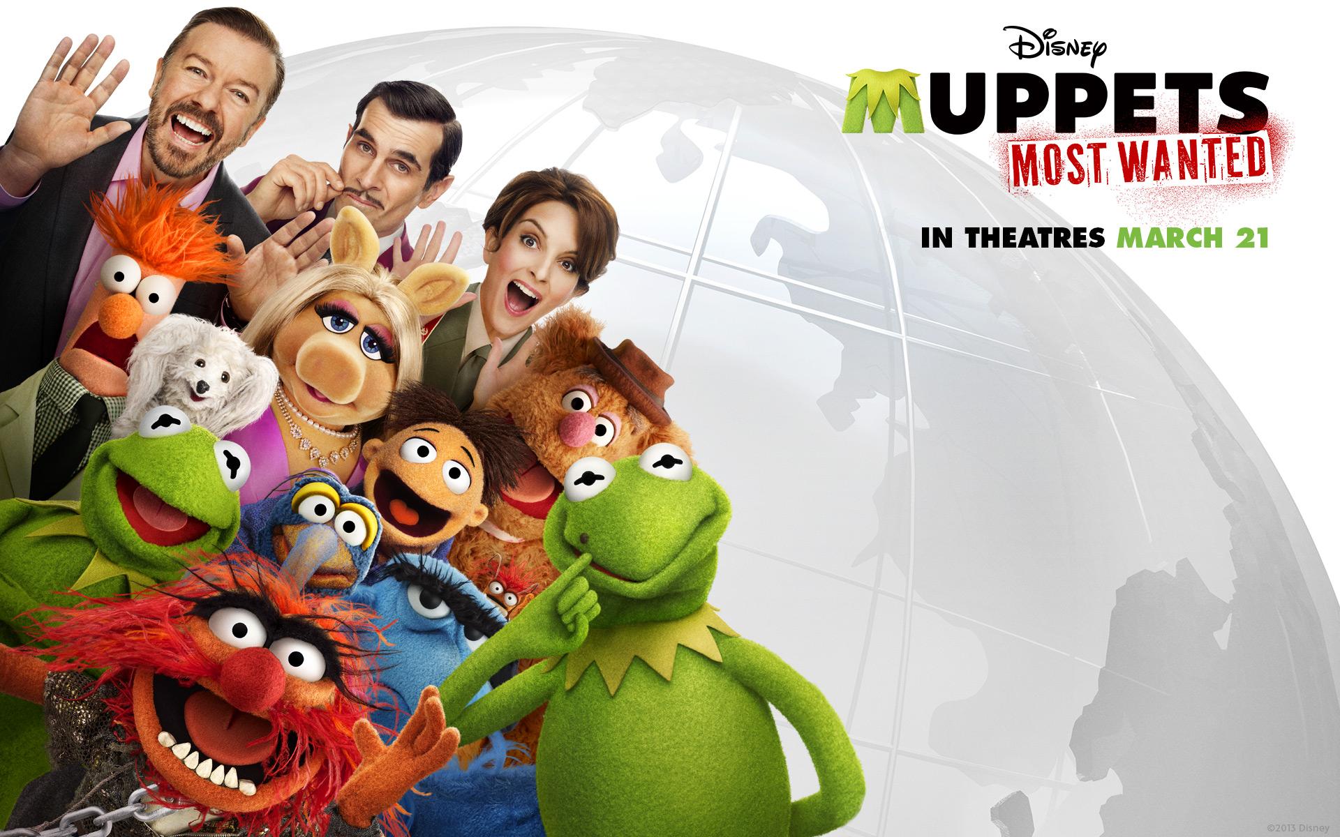 Muppets Most Wanted Κριτική