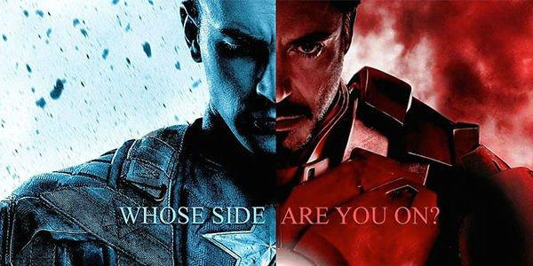 Το νεο teaser για το Captain America Civil War