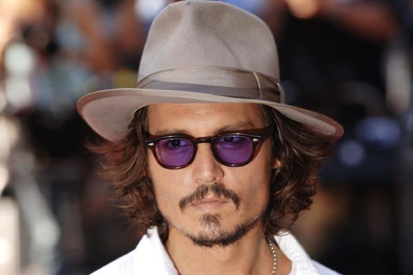 Johnny Depp swsias